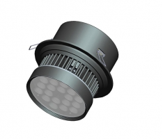 40W Rotating Downlight